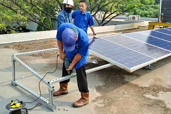 20KW Rooftop solar power system(1)