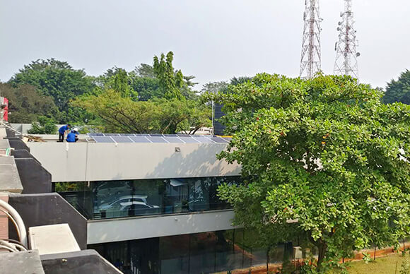 20KW Rooftop solar power system(2)