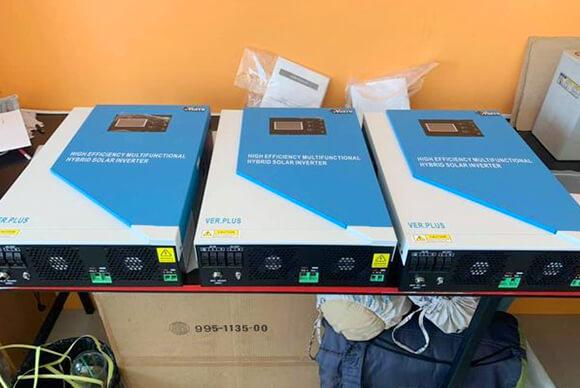 5.5KW Solar Off-grid System(3)