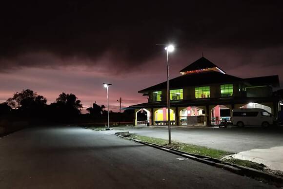 Community Solar Lighting Project inMalaysia