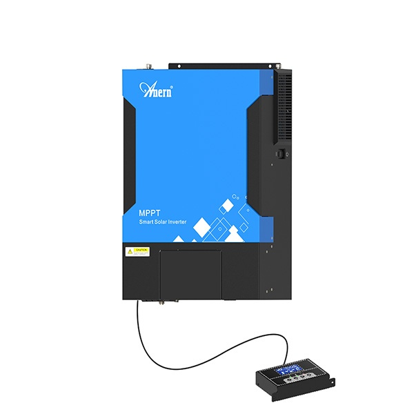 Mobile Display  Solar Inverter Hybrid invertor