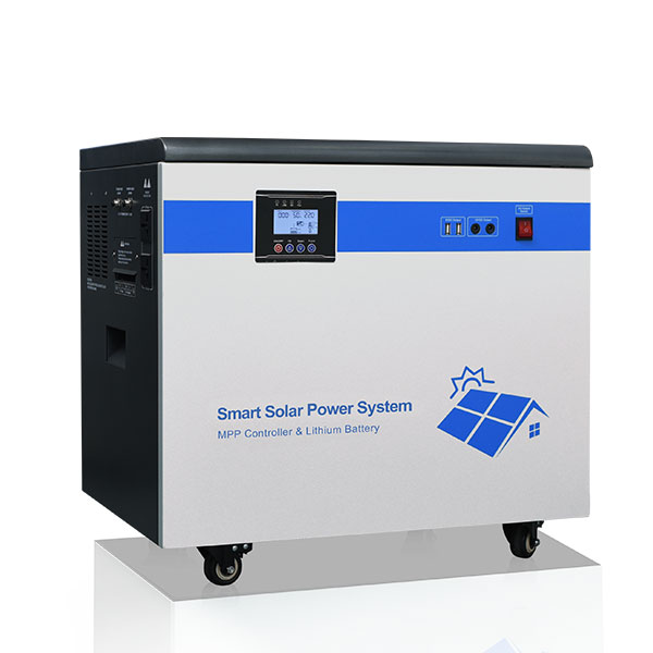 Lithium Battery Solar Storage System
