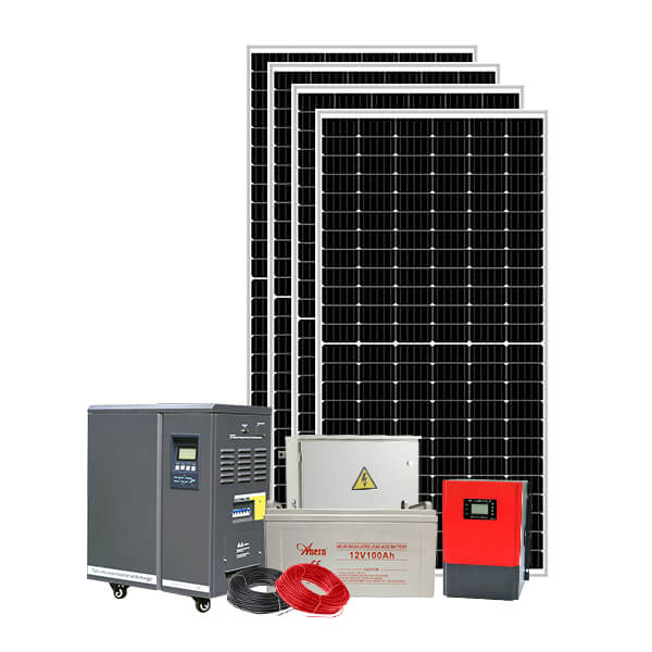 Home Off grid Solar System