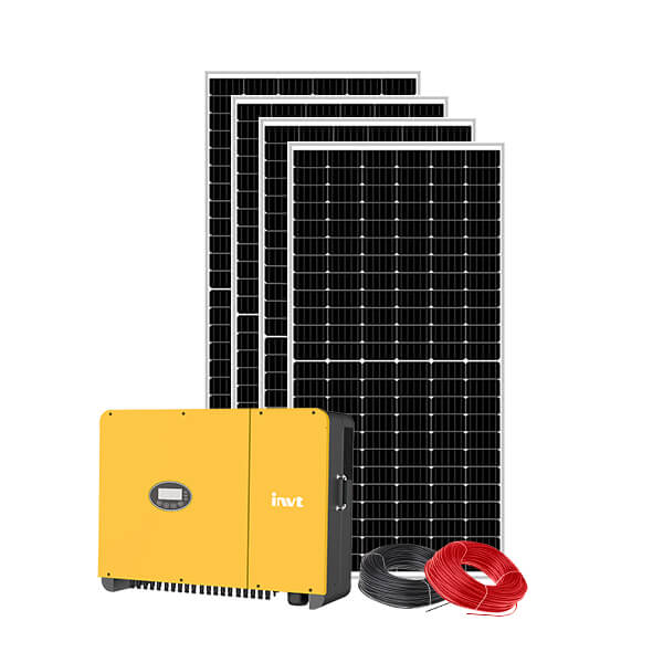 commercial on grid solar system