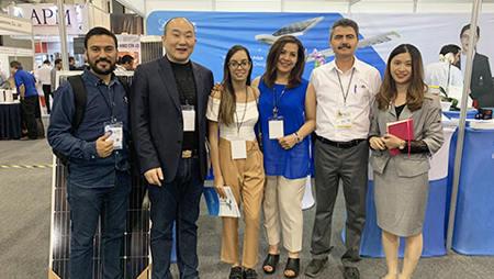 Anern At Expo Electrica Internacional 2019