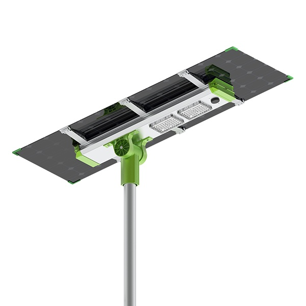 Double sided Solar Panel Solar Street Light(SL-X)