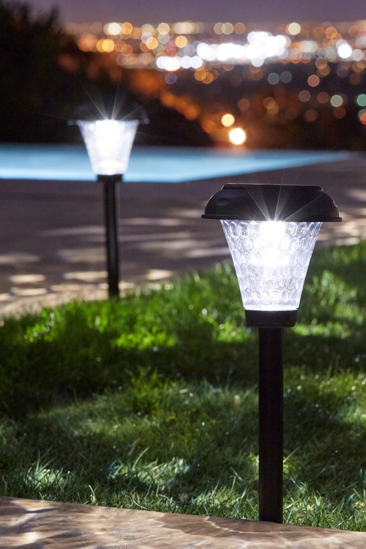 How to Care for LED Solar Lights Outdoor