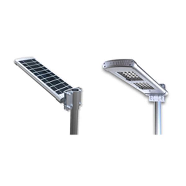 90w led solar street light